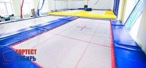 Сертификация спортивных/гимнастических батутов